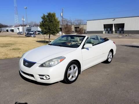 2007 Toyota Camry Solara for sale at Image Auto Sales in Dallas TX