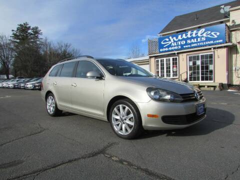 2012 Volkswagen Jetta for sale at Shuttles Auto Sales LLC in Hooksett NH