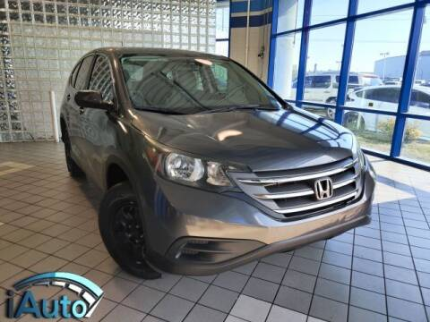 2013 Honda CR-V for sale at iAuto in Cincinnati OH