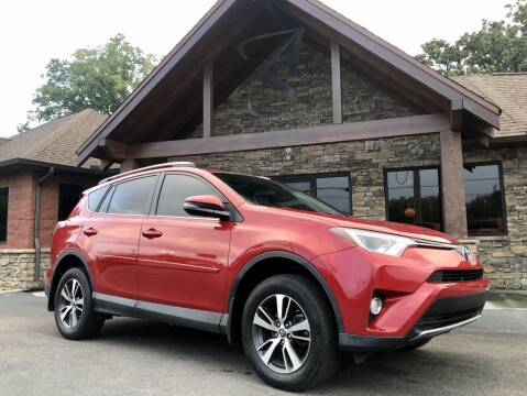 2016 Toyota RAV4 for sale at Auto Solutions in Maryville TN