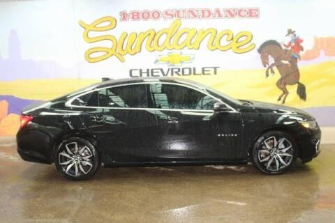 2018 Chevrolet Malibu for sale at Sundance Chevrolet in Grand Ledge MI