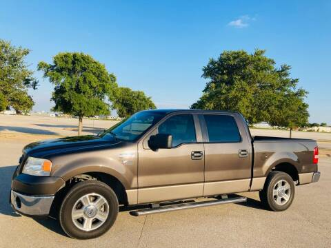 2006 Ford F-150 for sale at 707 Truck Sales in San Antonio TX