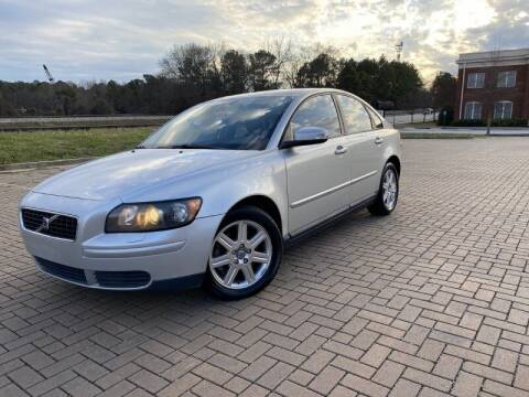 2007 Volvo S40 for sale at JES Auto Sales LLC in Fairburn GA
