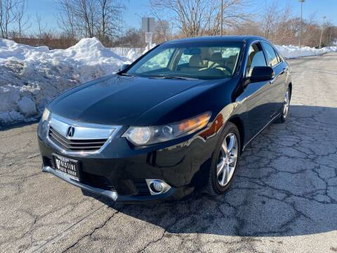 2013 Acura TSX for sale at Pristine Auto Group in Bloomfield NJ