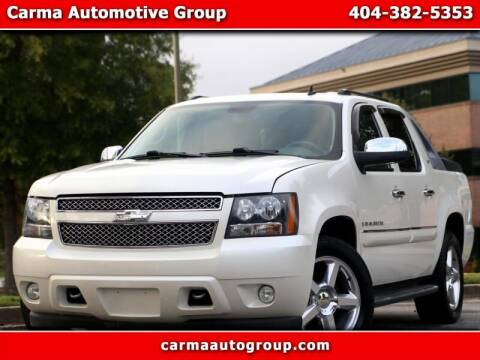2008 Chevrolet Avalanche for sale at Carma Auto Group in Duluth GA