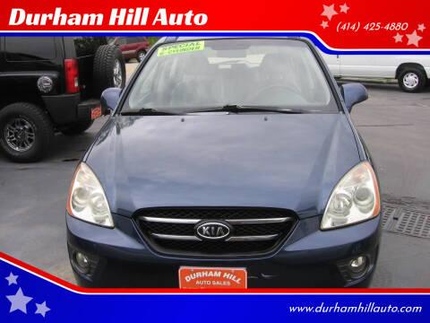 2007 Kia Rondo for sale at Durham Hill Auto in Muskego WI