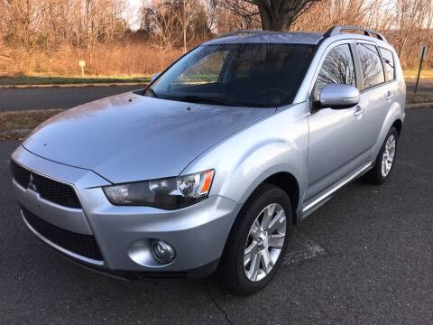 2012 Mitsubishi Outlander for sale at Cooks Motors in Westampton NJ