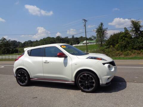 2014 Nissan JUKE for sale at Car Depot Auto Sales Inc in Seymour TN