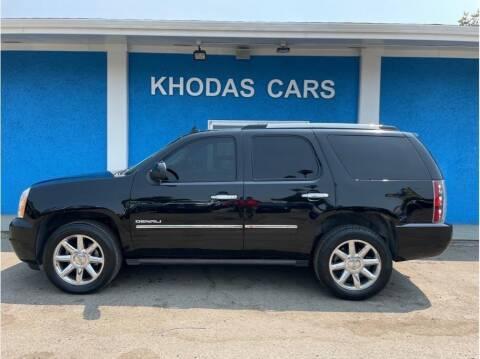2014 GMC Yukon for sale at Khodas Cars in Gilroy CA