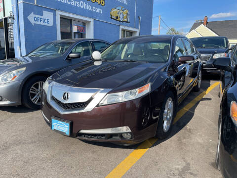 2009 Acura TL for sale at Ideal Cars in Hamilton OH