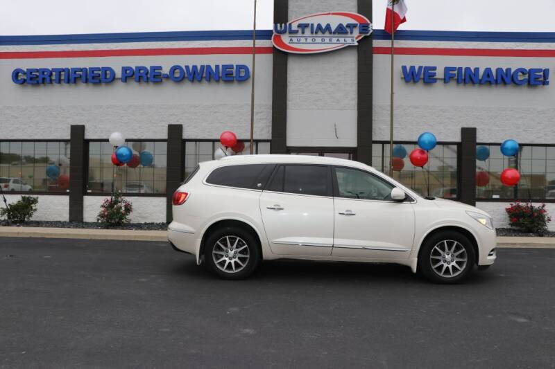 2014 Buick Enclave for sale at Ultimate Auto Deals in Fort Wayne IN