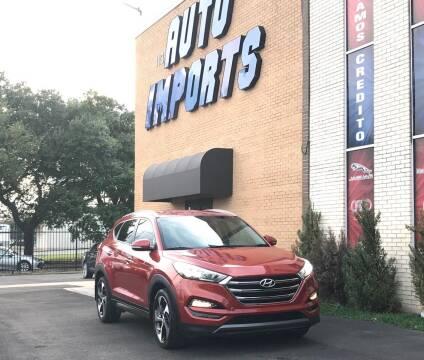 2016 Hyundai Tucson for sale at Auto Imports in Houston TX