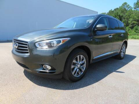 2015 Infiniti QX60 for sale at Access Motors Co in Mobile AL