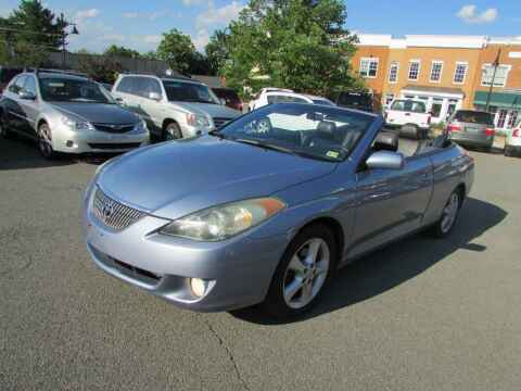 2006 Toyota Camry Solara for sale at Purcellville Motors in Purcellville VA