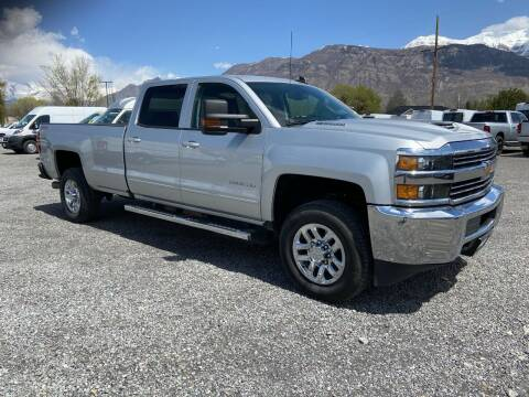 2017 Chevrolet Silverado 3500HD for sale at Shamrock Group LLC #1 in Pleasant Grove UT