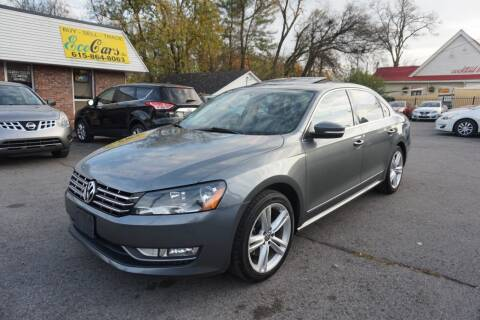 2014 Volkswagen Passat for sale at Ecocars Inc. in Nashville TN