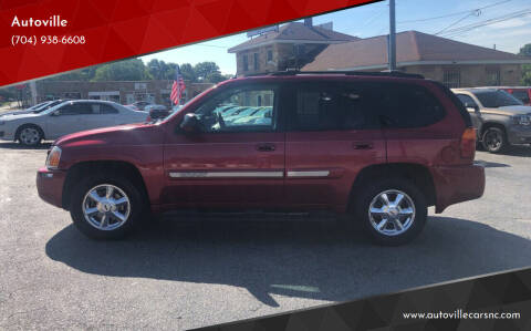 2005 GMC Envoy for sale at Autoville in Kannapolis NC