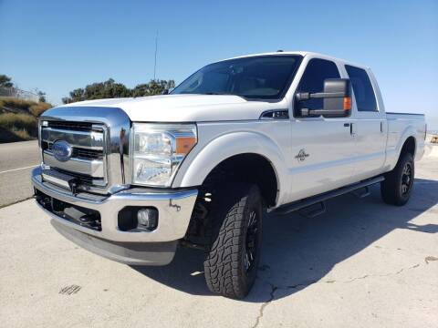 2013 Ford F-350 Super Duty for sale at L.A. Vice Motors in San Pedro CA