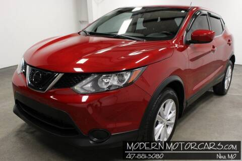 2018 Nissan Rogue Sport for sale at Modern Motorcars in Nixa MO