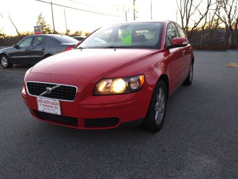 2007 Volvo S40 for sale at Gia Auto Sales in East Wareham MA