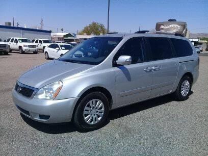 2012 Kia Sedona for sale at 1ST AUTO & MARINE in Apache Junction AZ