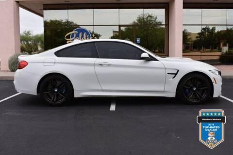 2015 BMW M4 for sale at GOLDIES MOTORS in Phoenix AZ