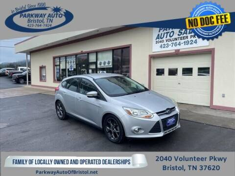 2014 Ford Focus for sale at PARKWAY AUTO SALES OF BRISTOL in Bristol TN