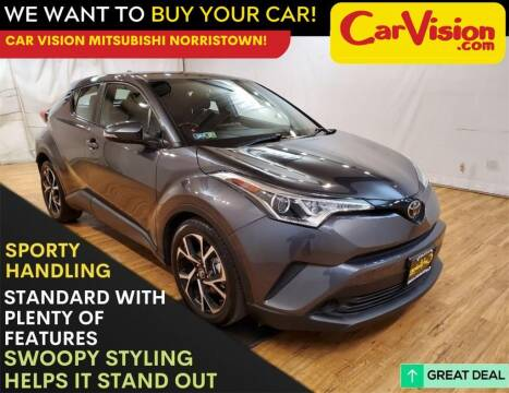 2018 Toyota C-HR for sale at Car Vision Mitsubishi Norristown in Trooper PA