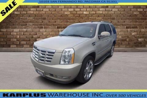 2011 Cadillac Escalade for sale at Karplus Warehouse in Pacoima CA
