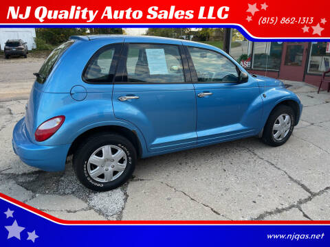 2008 Chrysler PT Cruiser for sale at NJ Quality Auto Sales LLC in Richmond IL