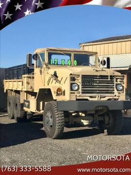 1984 American General Truck for sale at Motorsota in Becker MN