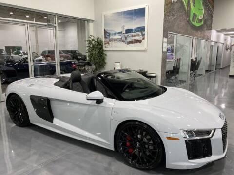 2018 Audi R8 for sale at Godspeed Motors in Charlotte NC