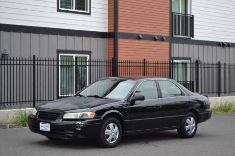 1998 Toyota Camry for sale at Skyline Motors Auto Sales in Tacoma WA