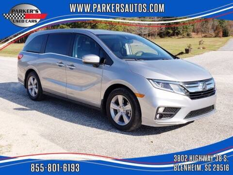 2019 Honda Odyssey for sale at Parker's Used Cars in Blenheim SC