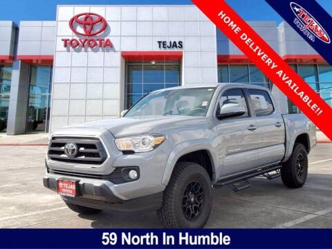 2020 Toyota Tacoma for sale at TEJAS TOYOTA in Humble TX