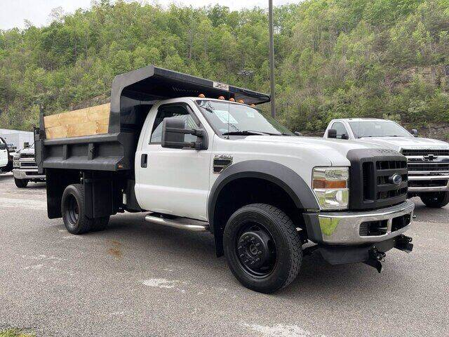 2010 Ford F-450 Super Duty for sale in Prestonsburg, KY