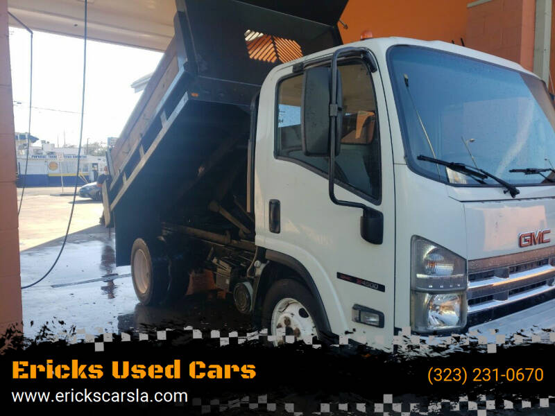 2008 GMC W4500 for sale at Ericks Used Cars in Los Angeles CA