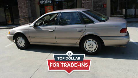 1995 Ford Taurus for sale at NORCROSS MOTORSPORTS in Norcross GA