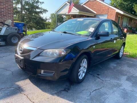 2007 Mazda MAZDA3 for sale at McNamara Auto Sales - Dover Lot in Dover PA