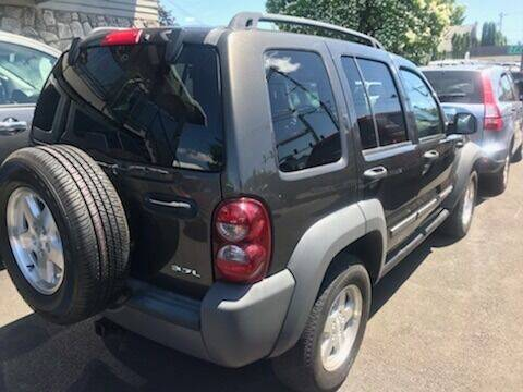 2005 Jeep Liberty Sport 4WD 4dr SUV - Portland OR