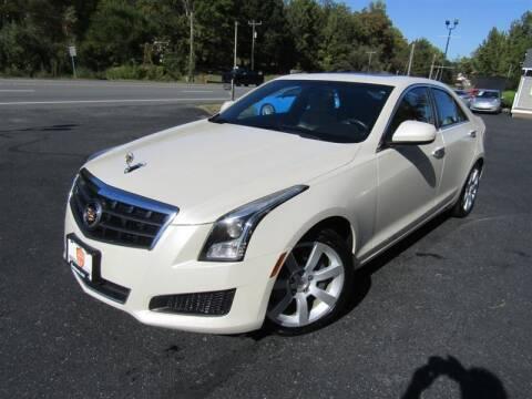 2014 Cadillac ATS for sale at Guarantee Automaxx in Stafford VA