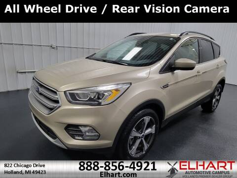 2017 Ford Escape for sale at Elhart Automotive Campus in Holland MI