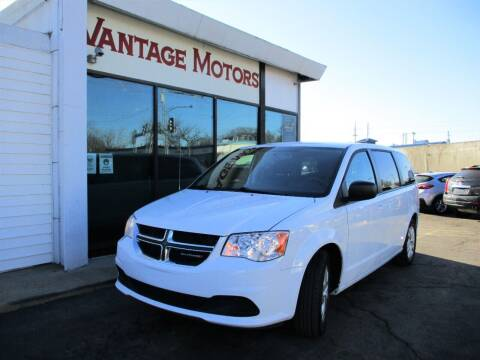 2018 Dodge Grand Caravan for sale at Vantage Motors LLC in Raytown MO