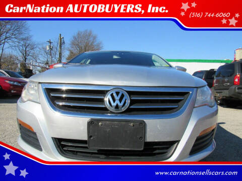 2011 Volkswagen CC for sale at CarNation AUTOBUYERS, Inc. in Rockville Centre NY