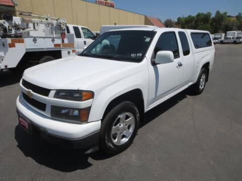 2012 Chevrolet Colorado for sale at Norco Truck Center in Norco CA