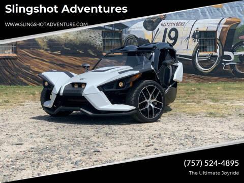 2018 Polaris SL for sale at Slingshot Adventures in Virginia Beach VA