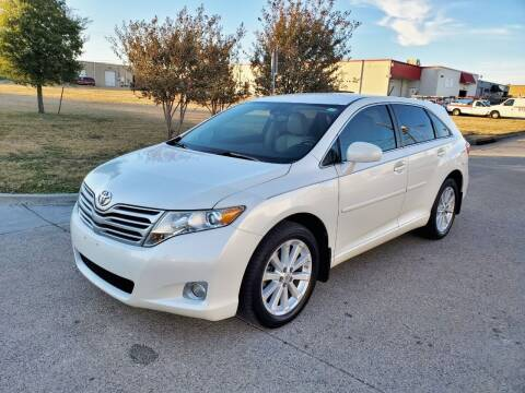 2012 Toyota Venza for sale at DFW Autohaus in Dallas TX