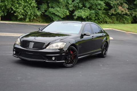 2008 Mercedes-Benz S-Class for sale at Alpha Motors in Knoxville TN