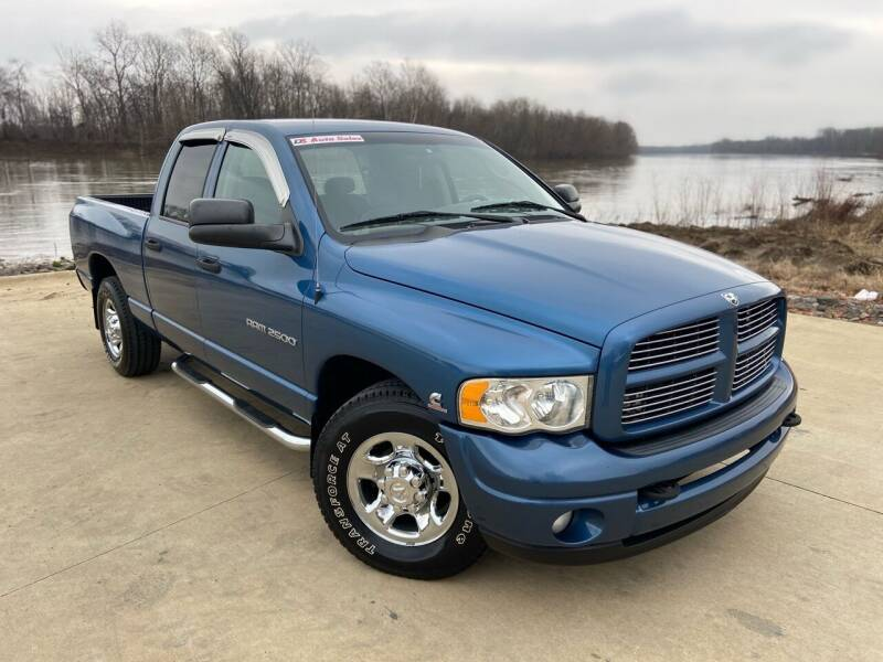 2004 Dodge Ram Pickup 2500 for sale at D3 Auto Sales in Des Arc AR