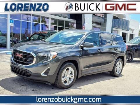 2018 GMC Terrain for sale at Lorenzo Buick GMC in Miami FL